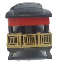 Rivarossi Santa Fe Cafe Observation HO Scale Train Passenger Car (Shell Only)