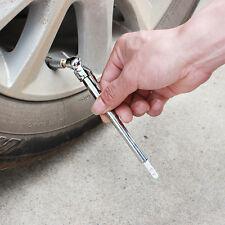 1* Tusk ATV UTV Motorcycle Low Pressure Tire Gauge Stainless Steel Tools Silver