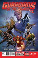 GUARDIANS OF THE GALAXY #1 (2013) VF/NM MARVEL