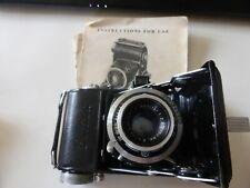 Vintage German BELTICA 35MM FOLDING CAMERA 50MM LENS MADE IN GERMANY