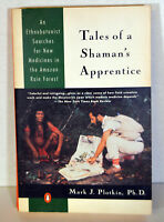 1993 Book Tales of a Shaman's Apprentice Medicines in Amazon Rain Forest Plotkin