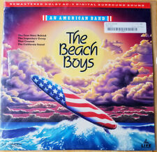 The Beach Boys: An American Band. 1995 laserdisc