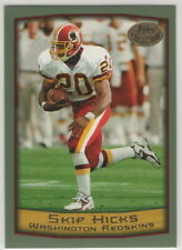 1999 Topps Football Washington Redskins Team Set