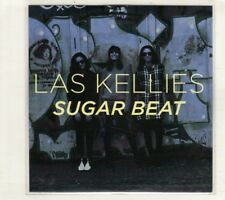 (HU113) Las Kellies, Sugar Beat - 2016 DJ CD