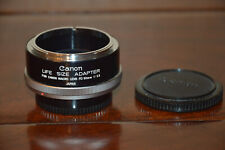 Canon Life Size Adapter for Canon Macro Lens FD 50mm f/3.5