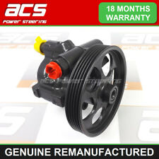 RENAULT TRAFIC 1.9 DCI POWER STEERING PUMP (5 Groove Pulley) - RECONDITIONED