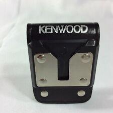 New listing Kenwood Belt Clip for Klh-6Sw Leather For Swivel Belt Loop Mobile Radio Holster