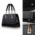 HOT Women Handbag Shoulder Bag Tote Purse PU Leather Ladies Messenger Hobo Bag