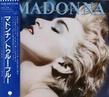 MADONNA True Blue FIRST PRESS JAPAN CD OBI 32XD-449 11A1 Richard Marx
