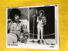Jimi Hendrix Press Photo 8x10�, Capitol 1995.