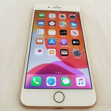 Apple iPhone 8 Plus - 64GB - Gold (Unlocked) A1897 (GSM)