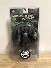 "DC 6"" figure Blackest Night Black Hand NEW"