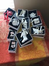 Pandora Collectible Christmas Ornaments 2010 - 2017 Brand New in Original Packag