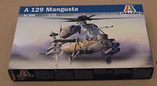 Elicottero A-129 Mangusta ITALERI It0006 Miniature