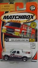 "2001 Matchbox Ford Explorer Sport Trac Great Outdoors ""Huskies Dog Sled Team"