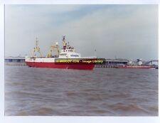 "tr477 - UK Fishing Trawler - Northern Horizon , built 1966 - photo 8"" x 6"""