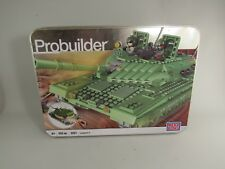 Mega Bloks ProBuilder Leopard 2 Tank #3251 New In Open Box