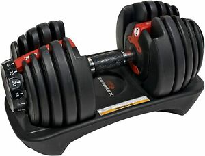 Haltère Réglable Ajustable Musculation Charge Poids Fitness Biceps Compact Neuf