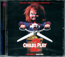 Graeme Revell CHILD'S PLAY 2 Limited Edition SOUNDTRACK Complete Score SEALED CD
