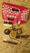 Lot of 10 Full Size High End Beauty Bag. All are Face and Lips. Free Ship