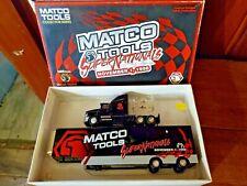 REVELL RACING TRANSPORTERS 1/64   MATCO TOOLS SUPER NATIONALS 1998