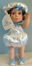 """1995 Lee Middleton Vinyl Hershey Kisses Collection Toddler Doll 14"""" W/Box"""
