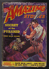 Amazing Stories - July 1939 - Robert Moore Williams, Edwin K Sloat, Don Wilcox