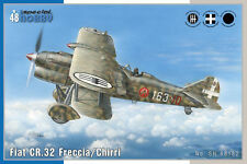 SPECIAL HOBBY 1/48 Fiat CR.32 FRECCIA/Chirri # 48182