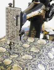 William Morris Pimpernel Cream Cotton Floral Fabric By Half Metre