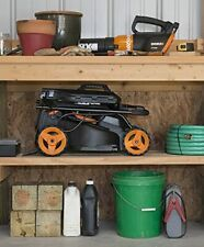 Worx Wg779 40V 14in Cordless Lawn Mower with Mulching