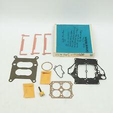 59-65 Chevy 348 327 Carter Minor Repair Kit GM 3833362 NOS