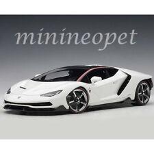 AUTOart 79111 LAMBORGHINI CENTENARIO 1/18 MODEL CAR BIANCO ISIS / SOLID WHITE
