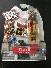 TECH DECK *PLAN B* ULTRA RARE *TOREY PUDWILL Series 7 NEW Fingerboard Skateboard