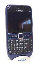 Nokia E63 Blue Greek Keypad NEW SWAP ORIGINAL UNLOCKED