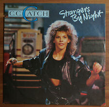 "Single 7"" Vinyl C. C. Catch - Strangers By Night"