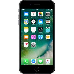 IPHONE 7 Plus 128 Go - Black Jet Black - Unlocked - Reconditioned