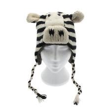 Chapeaux blancs taille unique pour femme en 100% laine