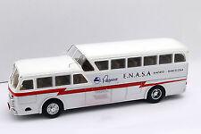 Pegaso z-403 autobús chocó plata 1:43 Altaya