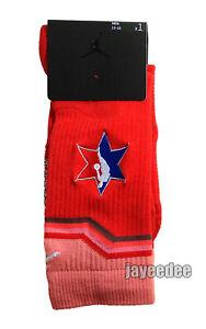 NIKE JORDAN ELITE NBA ALL STAR GAME SOCKS TEAM GIANNIS PLAYER EXCLUSIVE PE XL