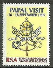 Südafrika - Besuch von Papst Johannes Paul II. postfrisch 1995 Mi. 970
