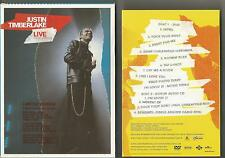 Justin Timberlake - Live From London / Digipack-2 DVDs / DVD #11479