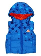 Adidas Infant Kids Jacket Vest Baby Children Body Warmer Gilet Unisex Boys Girls