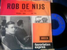 ROB DE NIJS - PEGGY SUE (NED.GEZONGEN) - FAVORIETEN EXPRES