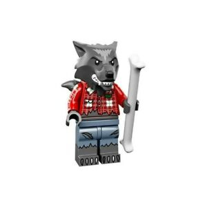 LEGO- Series 14 Monsters - #1 WOLF GUY - Collectible Minifigures - Zombie Fly