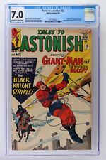 Tales to Astonish #52 - Marvel 1964 CGC 7.0 Origin & 1st App of the Black Knight