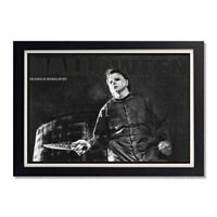 Curse of Michael Myers Halloween Reproduction Glossy Poster 11 x 17in  24 x 36in