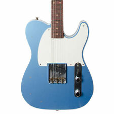 Fender 1959 Journeyman Relic Esquire Custom In Faded Lake Placid Blue
