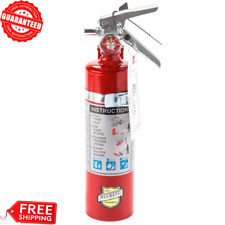 25 Lbs Fire Extinguisher Abc Dry Chemical Rechargeable Dot Vehicle Bracket Ul