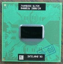 Intel Pentium Pm755 M PM 755 2.0Ghz 2MB 400 SL7EM RH80536GC0412M BXM80536GC2000F