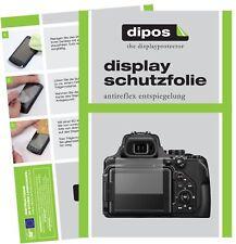 6x Nikon Coolpix P1000 Film de protection d'écran protecteur antireflet dipos